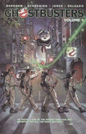 Ghostbusters édition TPB softcover (souple) - Issues V1