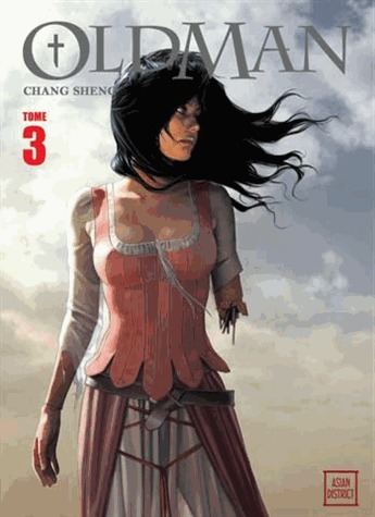 couverture, jaquette Oldman 3  (Kotoji éditions)