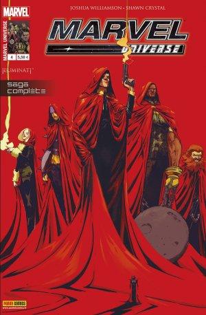 Marvel Universe # 4