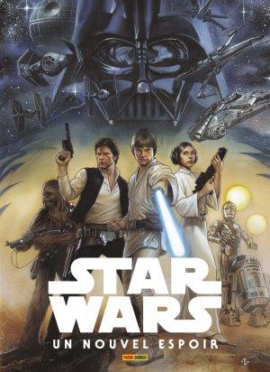 Star Wars édition TPB HC - Saga Cinématographique (2016)