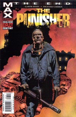 Punisher - La Fin édition Issue (2004)