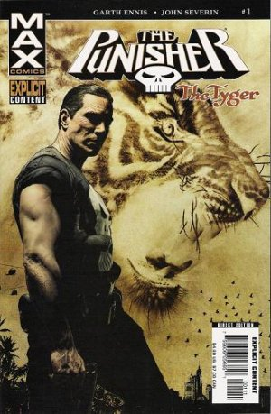 Punisher - The Tyger édition Issues