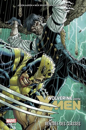 Wolverine And The X-Men # 3 TPB HC - Marvel Deluxe (2015 - En Cours)