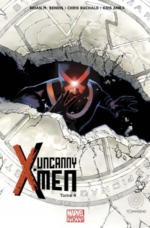 Uncanny X-Men # 4 TPB Hardcover - Marvel Now! - Issues V3