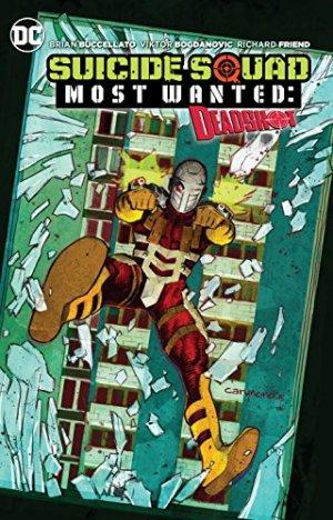 Sur les Traces de... Deadshot édition TPB softcover (souple)