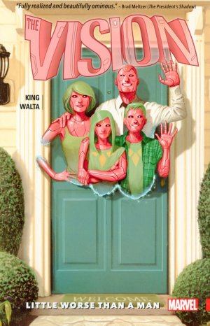 La Vision édition TPB Softcover - Issues V2 (2016)
