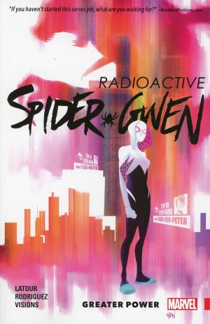 Spider-Gwen édition TPB Softcover (2016 - 2017)