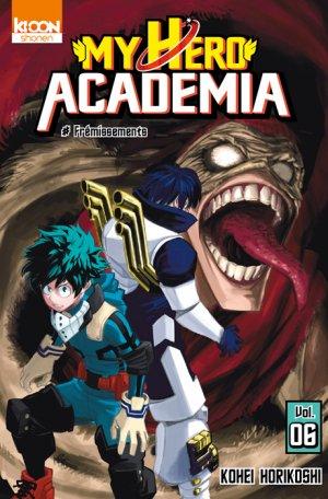 My Hero Academia # 6