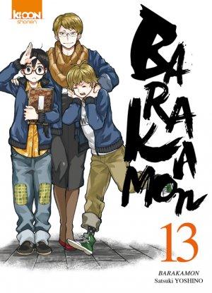 Barakamon # 13