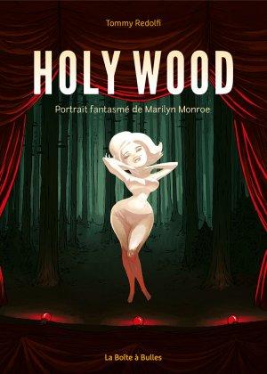 HOLY WOOD - Portrait fantasmé de Marilyn Monroe édition Simple