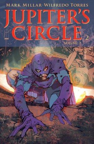 Jupiter's Circle - Volume 2 # 2 Issues