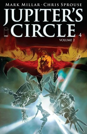 Jupiter's Circle - Volume 2 # 4 Issues