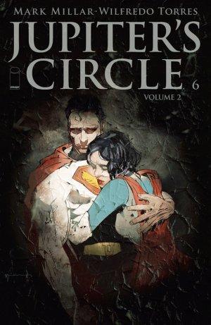 Jupiter's Circle - Volume 2 # 6 Issues