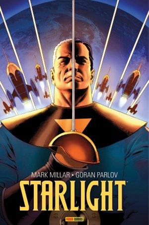 Starlight édition TPB hardcover (cartonnée)