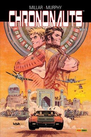 Chrononauts édition TPB hardcover (cartonnée)