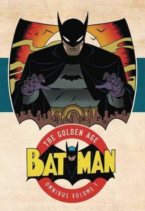 Batman - The Golden Age édition TPB hardcover (cartonnée) - Omnibus