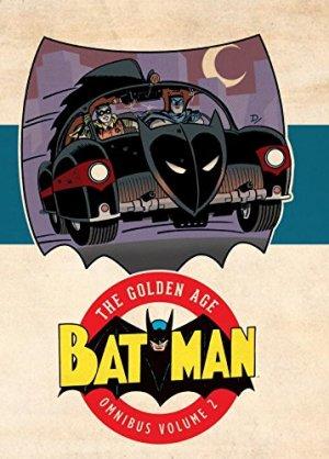 Batman # 2 TPB hardcover (cartonnée) - Omnibus