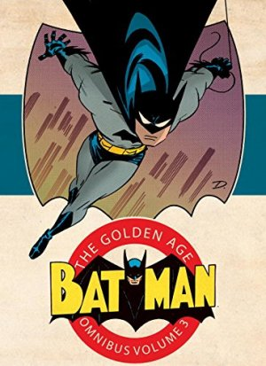 Batman # 3 TPB hardcover (cartonnée) - Omnibus