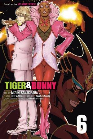 Tiger & Bunny édition Simple