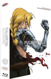 Fullmetal Alchemist édition Collector Blu-ray