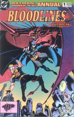 Batman - Shadow of the Bat édition Issues V1 - Annuals (1993 - 1997)