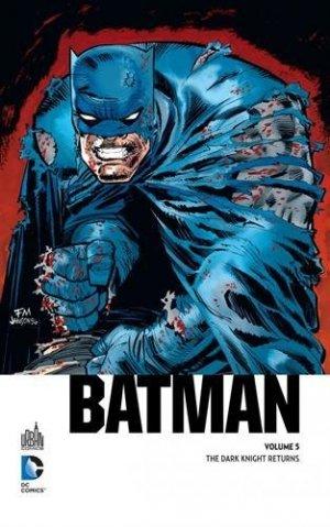 Batman - The Dark Knight Returns # 5 TPB hardcover (cartonnée) - Premium (2016)