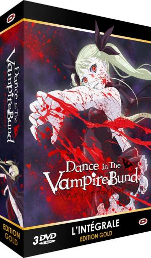 Dance in the Vampire Bund édition Edition Gold