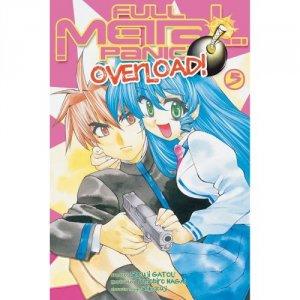 Full Metal Panic! Overload Manga