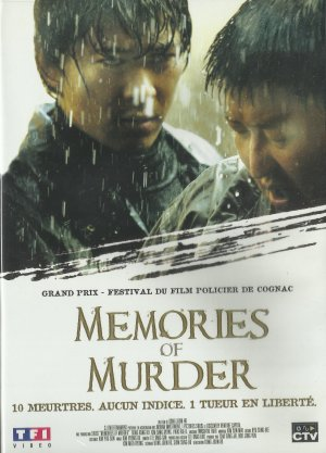 Memories of Murder édition Simple