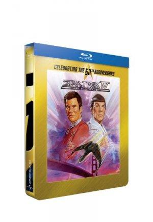 Star Trek IV : Retour sur Terre édition Steelbook 50 ème anniversaire
