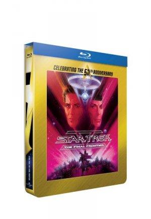 Star Trek V : L'Ultime frontière édition Steelbook 50 ème anniversaire
