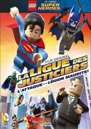 LEGO DC Comics Super Héros : La Ligue des Justiciers - L'attaque de la Légion Maudite édition Simple