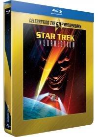 Star Trek: Insurrection édition Steelbook 50 ème anniversaire