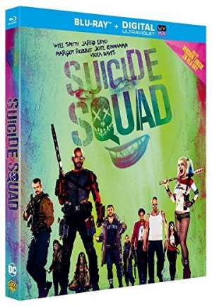Suicide Squad édition Simple