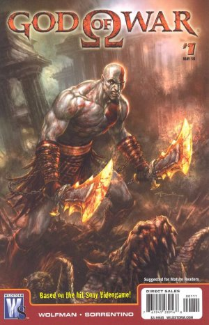 God of War édition Issues (2010 - 2011)