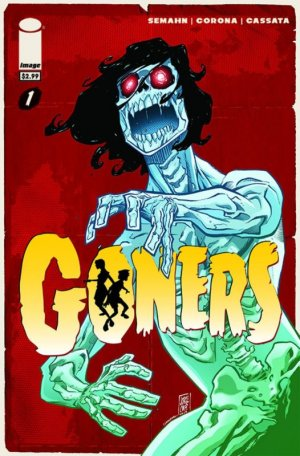 Goners édition Issues (2014 - 2015)