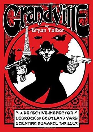 Grandville édition TPB hardcover (cartonnée)