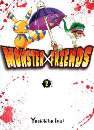 Monster friends T.2