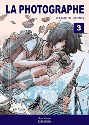La photographe 3 Manga