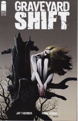 Graveyard Shift # 2 Issues (2014 - 2015)