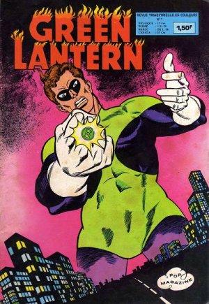 Green Lantern édition Kiosque (1972 - 1981)