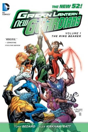 Green Lantern - New Guardians édition TPB softcover (souple)