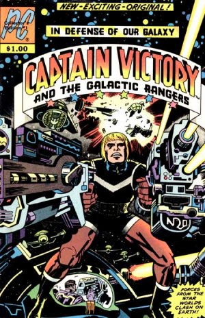 Captain Victory édition Issues (1981 - 1984)