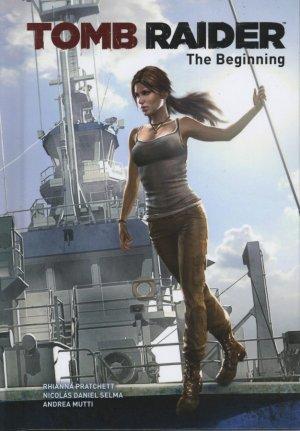 Tomb Raider - The Beginning édition TPB hardcover (cartonnée)