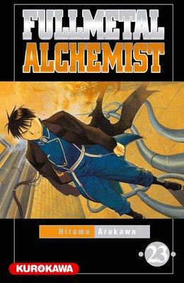 Fullmetal Alchemist # 23