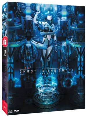 Ghost in the Shell : The Movie édition Combo DVD/Blu-Ray