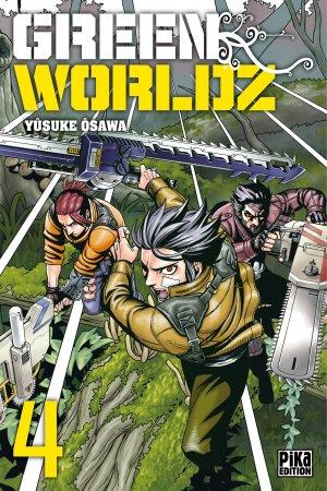 Green Worldz T.4