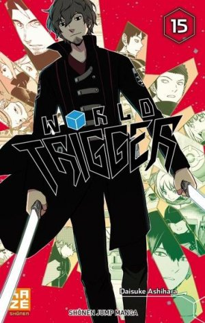 World Trigger # 15