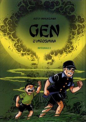 Gen d'Hiroshima 2 Intégrale