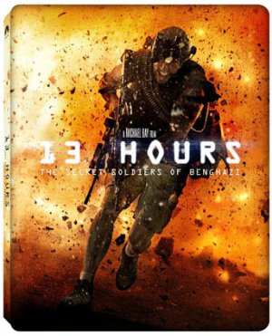 13 Hours édition Steelbook